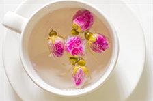 玫瑰红枣枸杞茶,女人美容养颜的上佳选择